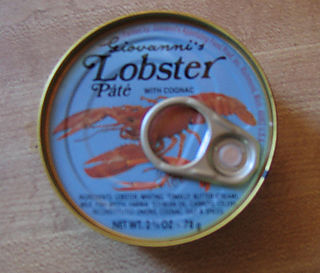 Lobsterpate
