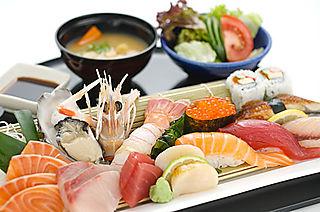 SushiSashimiDXSet