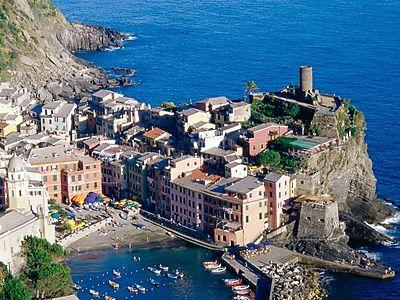 Vernazza_ Italy