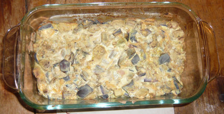 Eggplantcasserole