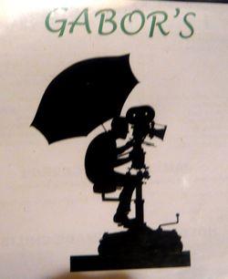 Gaborsmenu