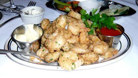 Ofriedshrimp