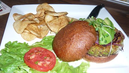 NHveggieburger