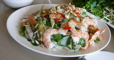 ... Saigon: Don't Go for the Goi, but Stay for the Chay - Ruth Tobias