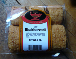 Bhakkarvadi