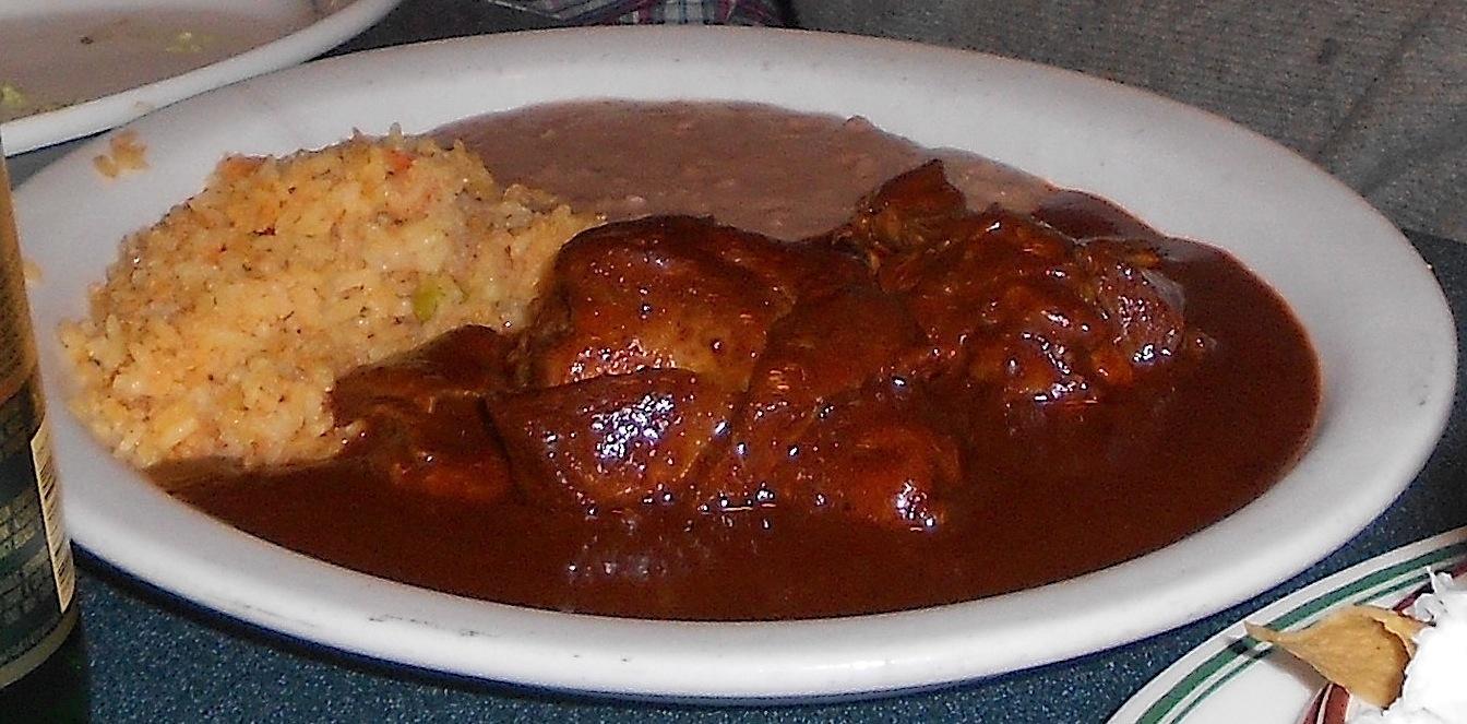 Mole mexican - photo#8